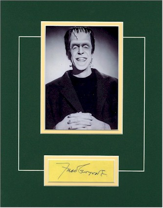 fred gwynne on the waterfront