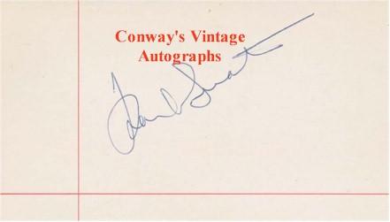 Walt Disney Autograph Value