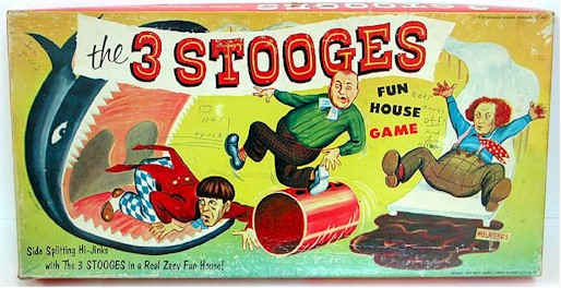 the three stoges game