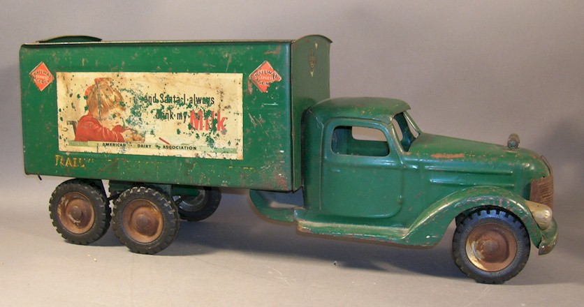 Beautiful Vintage Toy Trucks Part - 2: Vintage Movie Posters